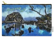 Bay View Morro Bay California Carry-all Pouch