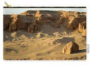 Bayanzag, Or Flaming Cliffs, Of Gobi Carry-all Pouch