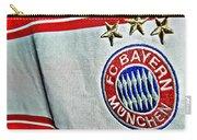 Bayern Munchen Poster Art Carry-all Pouch
