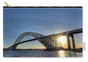 Bayonne Bridge Sunburst Carry-all Pouch