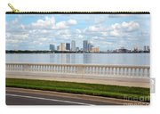 Bayshore Boulevard Carry-all Pouch
