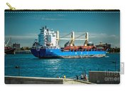 Bbc Elbe On St Clair River Carry-all Pouch