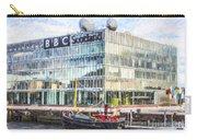 Bbc Scotland Broadcasting Centre Glasgow Carry-all Pouch