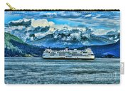 B.c. Ferries Hdr Carry-all Pouch