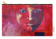 Be Golden Carry-all Pouch by Nancy Merkle