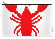 Be Mine Lobster With Feelers 20150207 Carry-all Pouch