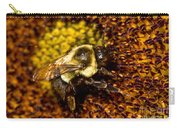 Bee Pollunating Carry-all Pouch