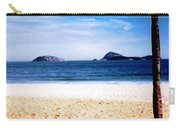 Beach At Ipanema - 1 Carry-all Pouch