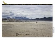 Beach At Seaside Oregon Carry-all Pouch