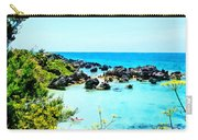 Beach At St. George Bermuda Carry-all Pouch
