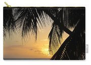 Beach At Sunset 1 Carry-all Pouch