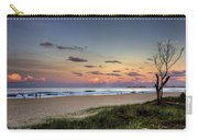 Beach At Twilight Carry-all Pouch