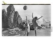 Beach Ball Dancing Carry-all Pouch