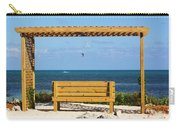 Beach Bench Carry-all Pouch