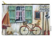 Beach Cafe Carry-all Pouch