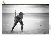 Beach Cricket Carry-all Pouch