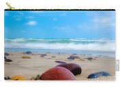 Beach Dreams In Skagen Carry-all Pouch by Inge Johnsson