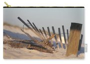 Beach Fencing Carry-all Pouch