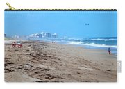 Beach Front 002 Carry-all Pouch