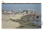 Beach Goers Carry-all Pouch