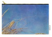 Beach Grass In The Wind Carry-all Pouch