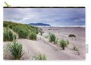 Beach Grass Carry-all Pouch by Robert Bales