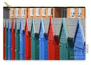 Beach Huts 1 Carry-all Pouch