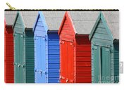 Beach Huts 3 Carry-all Pouch