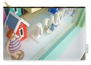 Beach Huts For Sale Carry-all Pouch