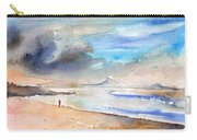 Beach In Lanzarote Carry-all Pouch