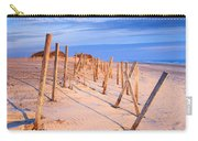 Beach In Morning Light North Carolina Carry-all Pouch