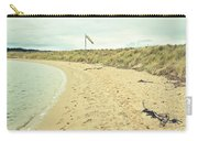 Beach In Scotland Carry-all Pouch