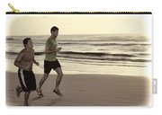 Beach Joggers Carry-all Pouch