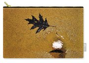 Beach Leafs Carry-all Pouch