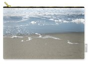 Beach Love Carry-all Pouch by Linda Woods