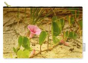 Beach Morning Glory Carry-all Pouch