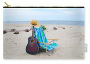 Beach Music Carry-all Pouch
