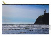 Beach On The Oregon Coast Carry-all Pouch