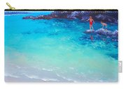 Beach Painting - A Day To Remember Carry-all Pouch
