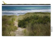 Beach Path Carry-all Pouch by Bill Wakeley