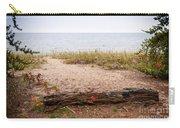 Beach Path Carry-all Pouch