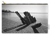 Beach Pilings Carry-all Pouch