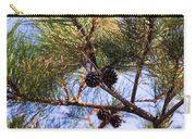 Beach Pine Carry-all Pouch