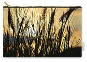 Beach Rise Carry-all Pouch by Laura Fasulo
