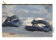 Beach Sandals 3 Carry-all Pouch