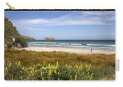 Beach Scene Otago Peninsula South Island New Zealand Carry-all Pouch