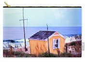 Beach Shack At Nags Head Carry-all Pouch
