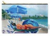 Beach Siesta Carry-all Pouch
