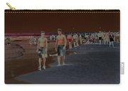 Beach Solar Series Vii Usa Carry-all Pouch