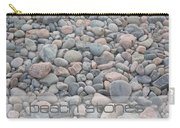 Beach Stones Carry-all Pouch
